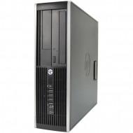Calculator HP Compaq 6200 Pro SFF, Intel Celeron G530 2.40GHz, 4GB DDR3, 250GB SATA, DVD-RW Calculatoare