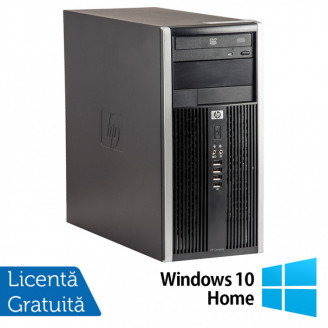 Calculator HP 6200 Tower, Intel Core i3-2100 3.10GHz, 4GB DDR3, 500GB SATA, DVD-ROM + Windows 10 Home (Top Sale!)