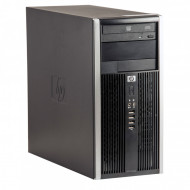 Calculator HP 6200 Tower, Intel Pentium G620 2.60GHz, 4GB DDR3, 250GB SATA, DVD-ROM (Top Sale!) Calculatoare
