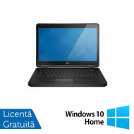 Laptop DELL Latitude E5440, Intel Core i5-4300U 1.90GHz, 4GB DDR3, 500GB SATA, 14 Inch, Webcam + Windows 10 Home Laptopuri