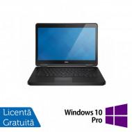 Laptop DELL Latitude E5440, Intel Core i5-4300U 1.90GHz, 4GB DDR3, 500GB SATA, 14 Inch, Webcam + Windows 10 Pro Laptopuri