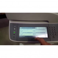 Display HP LaserJet M5035 Imprimante