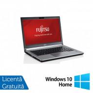 Laptop FUJITSU SIEMENS E734, Intel Core i5-4200M 2.50GHz, 8GB DDR3, 120GB SSD, 13.3 Inch, Fara Webcam + Windows 10 Home Laptopuri