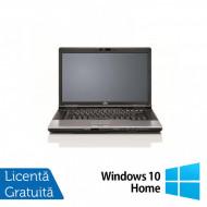 Laptop FUJITSU SIEMENS E752, Intel Core i5-3210M 2.50GHz, 4GB DDR3, 120GB SSD, DVD-RW, 15.6 Inch, Fara Webcam + Windows 10 Home Laptopuri