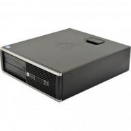 Calculator HP 6300 SFF, Intel Pentium G620 2.60GHz, 4GB DDR3, 250GB SATA, DVD-RW Calculatoare