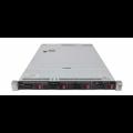 Server HP ProLiant DL360 G9 1U 2xIntel Xeon E5-2673 V3 2.4 GHz,64GB DDR4/2133P ECC Reg,4x4TB HDD, 2xSSD 512GB, Raid Controller HP P440ar/2GB,4-port Ethernet 331i+2-port InfiniBand FDR/Ethernet 40Gb 544+, iLO 4,2xSurse HS 1400W,Refurb