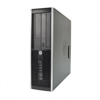 Calculator HP Compaq Elite 8300 SFF, Intel Core i7-3770 3.40GHz, 4GB DDR3, 1TB SATA, DVD-ROM Calculatoare