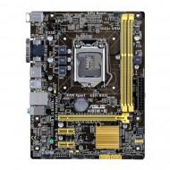 Placa de baza Asus H81M-E, Socket 1150, mATX, Fara Shield Calculatoare