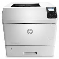 Imprimanta Laser Monocrom HP Laserjet Enterprise M605dn, Duplex, A4, 55ppm, 1200 x 1200, USB, Retea, Toner Nou Imprimante