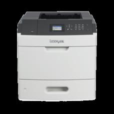 Imprimanta laser monocrom Lexmark MS811DN, USB, 60ppm, 1200 x 1200 dpi, 500 coli Imprimante