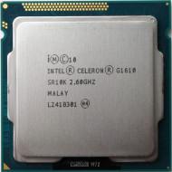 Procesor Intel Celeron Dual Core G1610 2.60GHz, 2MB Cache Calculatoare