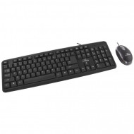 Kit Tastatura + Mouse cu fir, Titanum TK106 Salem, USB Componente & Accesorii