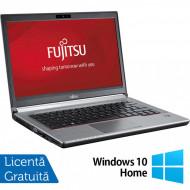 Laptop FUJITSU SIEMENS Lifebook E743, Intel Core i5-3230M 2.60GHz, 8GB DDR3, 120GB SSD, DVD-RW, 14 Inch, Fara Webcam + Windows 10 Home Laptopuri