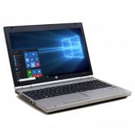 Laptop Hp EliteBook 8560p, Intel Core i7-2620M 2.70GHz, 4GB DDR3, 120GB SSD, DVD-RW, 15.6 Inch, Webcam, Tastatura Numerica, Grad A- Laptopuri