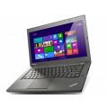 Laptop Lenovo ThinkPad T440s, Intel Core i7-4600U 2.10GHz, 4GB DDR3, 120GB SSD, 14 Inch, Webcam, Grad A-