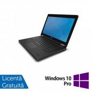 Laptop Dell Latitude E7250, Intel Core i7-5600U 2.60GHz, 8GB DDR3, 480GB SSD, 12 Inch + Windows 10 Pro Laptopuri