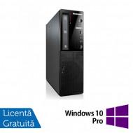 Calculator Lenovo Thinkcentre E73 Desktop, Intel Core i5-4430s 2.70GHz, 8GB DDR3, 500GB SATA, DVD-ROM + Windows 10 Pro Calculatoare