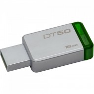 Memorie USB Kingston DataTraveler 50, 16GB, USB 3.0 Componente & Accesorii