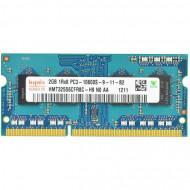 Memorie Laptop SO-DIMM DDR3-1333 2GB PC3-10600S 204PIN Laptopuri