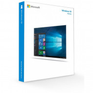 Microsoft Windows 10 Home, 64 bit, Engleza, OEM, DVD Software & Diverse