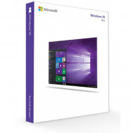 Microsoft Windows 10 Pro, 64 bit, Engleza, OEM, DVD Software & Diverse
