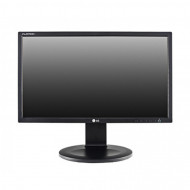 Monitor LG Flatron E2411, 24 Inch Full HD LED, VGA, DVI, Grad A- Monitoare & TV