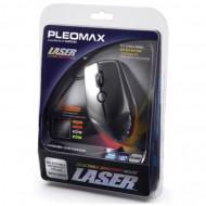 Mouse Laser Samsung Pleomax SPM-9150, 1600dpi, 3 butoane, USB Componente & Accesorii