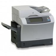 Multifunctionala Laser Monocrom HP LaserJet M4345 MFP, Duplex, A4, 45ppm, 1200 x 1200, Fax, Scanner, Copiator, Retea, USB Imprimante