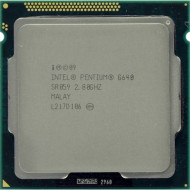 Procesor Intel Pentium Dual Core G640 2.80GHz, 3MB Cache, Socket LGA1155 Calculatoare