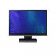 Monitor SAMSUNG SyncMaster S24A450B, 24 Inch LCD, 1920 x 1200, VGA, DVI, Fara picior Monitoare & TV