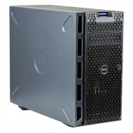 Server Dell PowerEdge T320 Tower, Intel Hexa Core Xeon E5-2430L 2.0 GHz-2.5GHz, 16GB DDR3 ECC Reg, 2x 2TB SATA, Raid Controller H310, idrac 7 Express, 2x LAN Gigabit, 2x Surse HOT SWAP Servere & Retelistica
