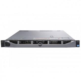 Server Refurbished Dell R620, 2 x Intel Xeon Hexa Core E5-2620 - 2.0GHz up to 2.5GHz, 96GB DDR3, 4 x 900GB SAS/10K, Perc H310, 4 x Gigabit, 2 x PSU Servere & Retelistica