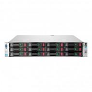 Server HP DL380e G8, 2U, 2x Intel Xeon E5-2450L 1.8GHz-2.3GHz, 64GB DDR3 ECC Reg, 2 x 120GB SSD Enterprise + 4 x 480 GB SSD Enterprise, Raid P420/1GB, iLO 4 Advanced, 2x PSU 750W Servere & Retelistica