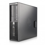 Workstation HP Z200, SFF,  Intel Core i5-660, 3.33Ghz, 4GB DDR3, 250GB SATA, DVD-RW Calculatoare