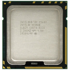 Procesor Server Quad Core Intel Xeon E5607 2.26GHz, 8MB Cache Servere & Retelistica