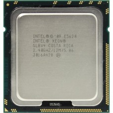 Procesor Server Quad Core Intel Xeon E5620 2.40GHz, 12MB Cache Servere & Retelistica