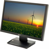 Monitor Acer V193W, 19 Inch LCD, 1440 x 900, VGA, Grad A- Monitoare & TV