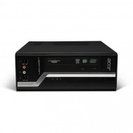 Calculator Acer Veriton X2611, Intel Celeron G1610 2.60GHz, 4GB DDR3, 500GB SATA, DVD-RW Calculatoare