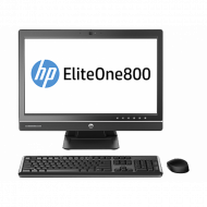 All In One HP 800 G1 ELITEONE, 23 Inch, Intel Pentium G3220 3.00GHz, 4GB DDR3, 500GB SATA, Grad B Calculatoare