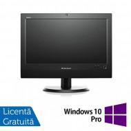 All In One LENOVO M93z 23 Inch Full HD IPS LED, Intel Core i5-4570T 2.90GHz, 4GB DDR3, 500GB SATA, DVD-RW + Windows 10 Pro Calculatoare