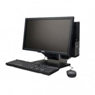 All In One DELL 7010 22 inch, Intel Core i3-2120 3.30GHz, 4GB DDR3, 250GB SATA Calculatoare