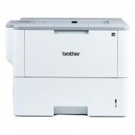 Imprimanta Laser Monocrom Brother HL-L6300DW, Duplex, A4, 48ppm, 1200 x 1200 dpi, Wireless, Retea, USB, Toner si Unitate Drum Noi Imprimante