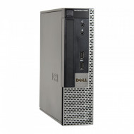 Calculator Dell OptiPlex 9020 USFF, Intel Core i7-4770 3.40GHz, 8GB DDR3, 120GB SSD, DVD-ROM Calculatoare