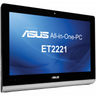 Calculator All In One Asus ET2221 21.5 Inch Full HD, AMD A6-5350M 2.90GHz, 4GB DDR3, 320GB SATA, Radeon HD 8450G, DVD-ROM, Wireless, Webcam Calculatoare