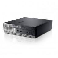 Calculator Dell OptiPlex 7010 USFF, Intel Core i5-3475S 2.90GHz, 4GB DDR3, 120GB SSD Calculatoare