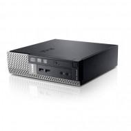 Calculator Dell OptiPlex 7010 USFF, Intel Core i7-3770S 3.10GHz, 4GB DDR3, 500GB SATA, DVD-RW Calculatoare