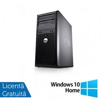Calculator Dell 780 Tower, Intel Pentium E5300 2.60GHz, 2GB DDR3, 160GB SATA, DVD-ROM + Windows 10 Home Calculatoare