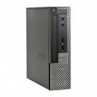 Calculator Dell 990 USFF, Intel Core i5-2400s 2.50GHz, 4GB DDR3, 250GB SATA, DVD-RW Calculatoare