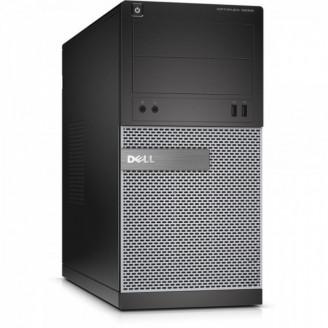 Calculator DELL OptiPlex 3020 Tower, Intel Core i3-4130 3.40GHz, 4GB DDR3, 250GB SATA, DVD-ROM Calculatoare
