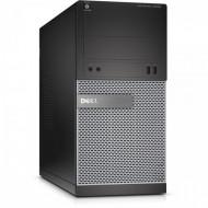 Calculator DELL Optiplex 3020 Tower, Intel Core i5-4570 3.20GHz, 8GB DDR3, 120GB SSD, DVD-RW Calculatoare